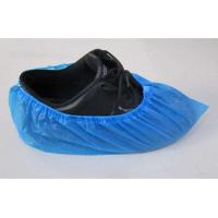 China Hot selling, non-skid shoe cover,PP,CPE,SMS,medical,food industry,labroratory wholesale