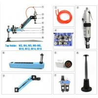 China Acrylic M3-M12 Pneumatic Air Tapping Machine Quick Change High Precision wholesale