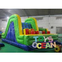 China Children Party Jumping Inflatable Bouncer Combo Inflatable Obstacle Course Climbing wholesale