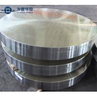 Quality Protroleum Chemical Alloy Steel Forged Round Metal Discs OD 1200mm for sale