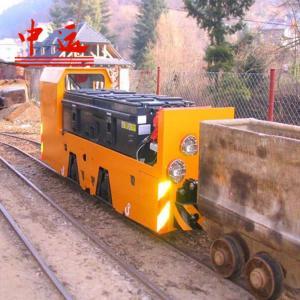 China CJY14/6GP 14T Underground Trolley Overhead Line Electric Mining Locomotive wholesale