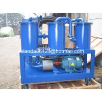 Buy cheap Economical Portable Oil Purifier Plant | Dirty Oil Cleaning Machine Series JL-50(50LPM) from wholesalers