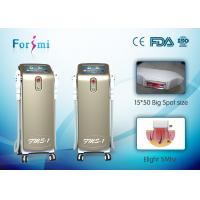 China Vertical champagen acne removal hair removal salon use equipment shr machine wholesale
