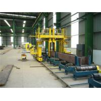 Buy cheap Box Column Gantry Welding Machine Use Twin Arc Wire for Longitudinal Seam of Box from wholesalers