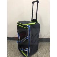 Buy cheap Blue Rolling Insulated Cooler Bag , Insulated Wheeled Camping Cooler Bag , from wholesalers