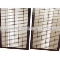 Buy cheap Flat Shaker Screens , Stainless Steel AISI304 316L Vsm 300 Shale Shaker from wholesalers