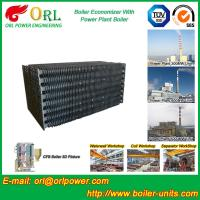 China Corrosion Resistance Condensing Economizer In Boiler , Economiser In Boiler wholesale