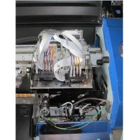 China 1.8M DX7 Head Epson Inkjet Printing Machine for printing PVC Vinyl wholesale