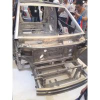Quality 6063 T5 Welding Aluminum Parts for Traffic Tools / Automobiles Frame for sale