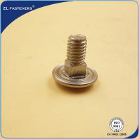 China Hardware Products Stainless Steel Bolts Button Head ISO8677 Standard wholesale