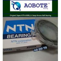China Deep Groove NTN Ball Bearings 6918LLU With Heavy Duty Bearings wholesale