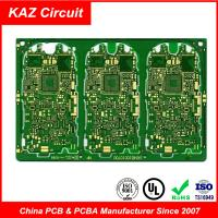 China 4-10 layers FR4 1OZ ENIG/HASL/OSP HDI Printed Circuit Boards With Blind&Burried holes wholesale