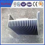 China aluminium flat heat sink price per kg, china industrial profile aluminium OEM wholesale
