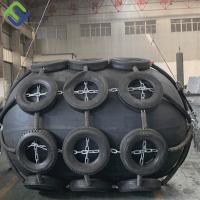 China Abrasion-resistant Pneumatic Rubber  Fender For Protects Ships and Mooring Facilities on sale