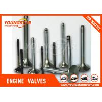 China HYUNDAI D4BH Car Engine Valves , H1 / H100 Intake Valve And Exhaust Valve on sale
