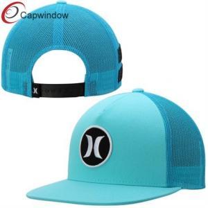 China Herly Turquoise Block Party Movement Adjustable Snapback Hat,Trucker Mesh Cap wholesale