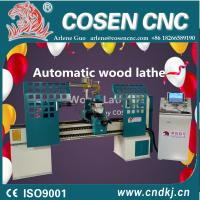 CNC lathe with auto-checking instrument automatic indexing tool