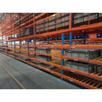China Storage  Vertical Storage Rack Systems ,  Warehouse Shelving Units Steel Shelving wholesale