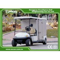 China 48V Food And Beverage Golf Cart 5KW Electric Motor 4000 * 1200 * 1900 MM on sale