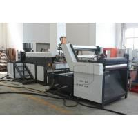 China Horizontal Type Plastic Flat Yarn Making Machine , Rope Maker Machine 5000kg wholesale