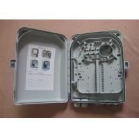 China SC LC Fiber Optic Distribution Box , fiber distribution cabinet ABS Plastic Housing wholesale