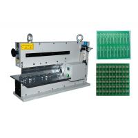 China Aluminum v-Cut Pcb Depanelizer Pneumatic Pcb Depanelizer With Ceramic Capacitors wholesale