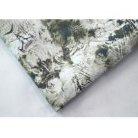 China Plain Woven Fabric / Inkjet Cotton Canvas For Making Personality Bag wholesale