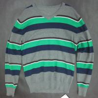 China Mutilcolors Mens Wool Sweaters / customized cable knit sweater wholesale