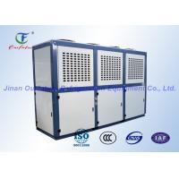 China Commercial Meat Freezer Low Temperature Condensing Unit with Copeland compressor wholesale