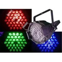 China  Professional Stage Lighting Outdoor Moving Head 3 In 1 LED Par Cans RGBW  for sale