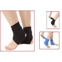 China HOT sale!! Tourmaline Magnetic therapy self heating ankle brace/ support Sports Gym Injury wholesale