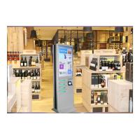 China Lcd Multi Function Emergency Mobile Phone Charging Kiosk , Phone Charger Station With Lockers wholesale
