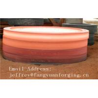 China P280 GH 1.0426 EN10222-2  Carbon Steel Forging Ring Normalized and Tempered Quenched wholesale