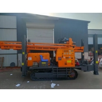 China 200m Down The Hole Multifunction Dth Drilling Rig Machine wholesale