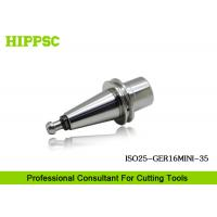 Quality CNC curving and milling Tool Holder , ISO25 Tool Holder Ultra High Speed And Presision for sale