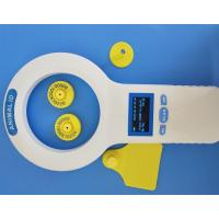 China ISO11784 / 11785 FDX - B Standard Handle RFID Tag Scanner ID64 USB Connecting wholesale