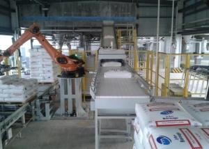 China Pharmacy Industry Dust Free SS316 Automatic Bag Slitter wholesale