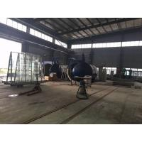 China Single Door Glass Laminated Glass Autoclave With U Type Forced Convection Structure And Inconel Tubular Heaters wholesale