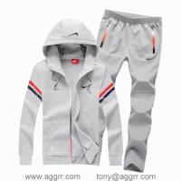 China Nike long suit men sportswear track suit for men brand sporting clothing wholesale