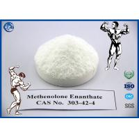 China 303 42 4 Raw Powder Steroids Pure Primobolan Methenolone Enanthate Powder wholesale