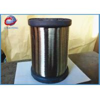 China 304 304l Medium Hard Stainless Steel Welding Wire Roll With ISO9001 Certificate wholesale