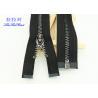 Buy cheap Custom Clothing 15 # Heavy Duty Coat Zippers , Euro Teeth Auto - Lock Extra from wholesalers