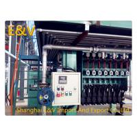 China Low Oxygen Bright Copper Wire Vertical Casting Machine 3000mt Yearly Capacity wholesale