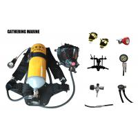China Fire Fighting Safety Equipments positive pressure air breathing apparatus(SCBA) wholesale