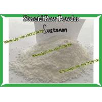 China Injectable Steroid Testosterone Sustanon 250 / Sust 250 Muti Ester Raw Powder For Bodybuilding wholesale