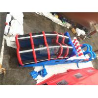 Buy cheap Custom Made Large Inflatable Obstacle Course / Inflatable Combo from wholesalers