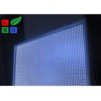 China Foldable Illuminated LED Fabric Light Box Maximum 3x6m Size For Store Interior Decoration wholesale