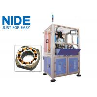 China Inner Winder Electric Motor Winding Machine High Automation For Brushless Motor wholesale
