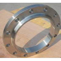 Quality 316L Stainless Steel Ring Flange Forging Process , Corrosion Resistant for sale