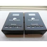 China L8 Wireless Audio Guide System Black Tour Guide Transmitter With AAA Battery wholesale